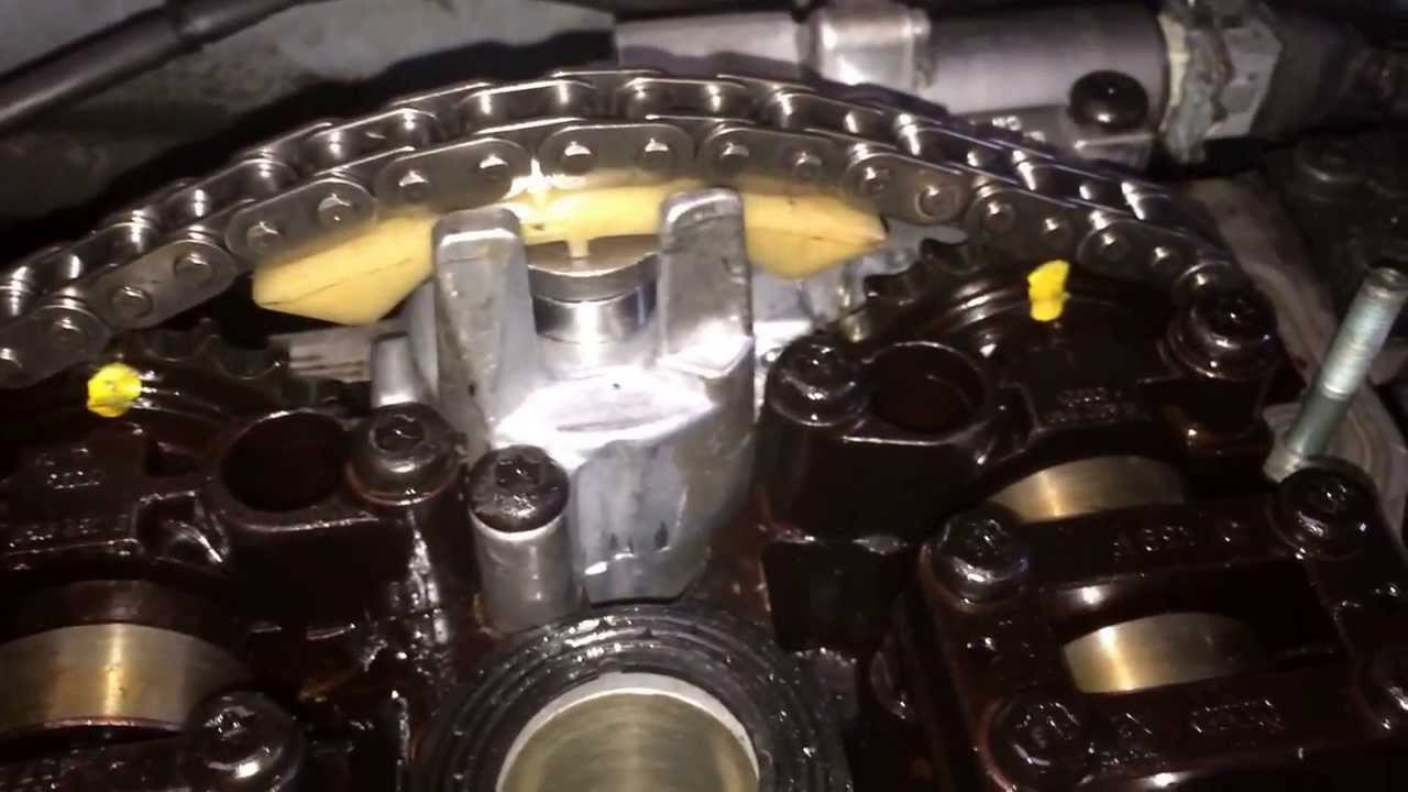 Volkswagen Passat Timing Belt And New Camshaft Timing