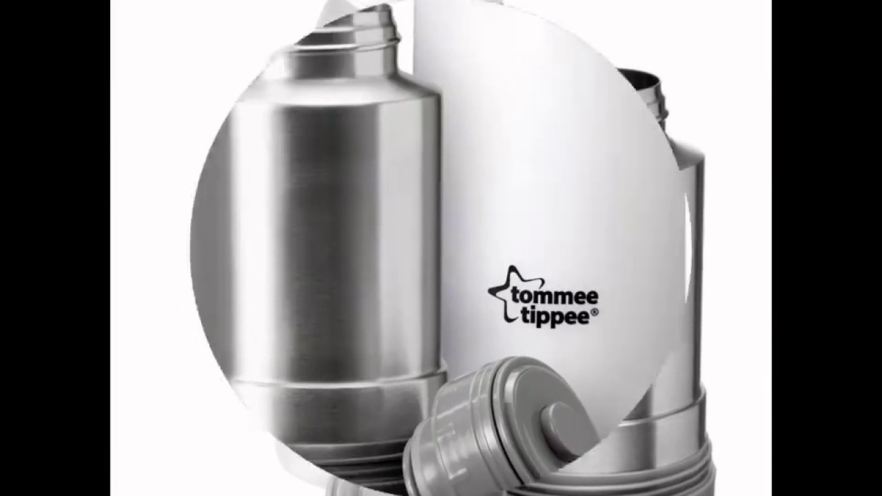 Tommee Tippee Closer To Nature Travel Bottle Warmer Flask Youtube