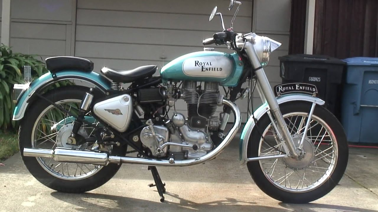 Bullet 350 Hd Wallpaper 2002 Royal Enfield Bullet Es For Sale Youtube