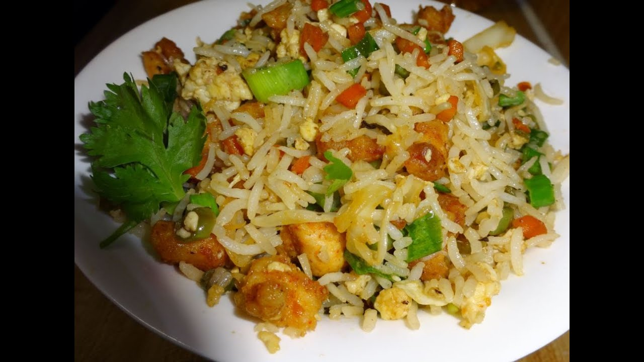 Chicken fried rice in tamil youtube ccuart Images