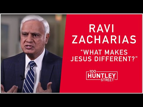 "RAVI ZACHARIAS ""Outside of Jesus there are no answers."" - YouTube"