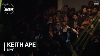 Keith Ape Live Set F is For... & Boiler Room