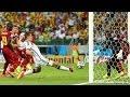 DEUTSCHLAND 2 : 2 GHANA - 21. Juni | WM 2014 |- GRUPPE G - World Cup [ FIFA 2014 ]