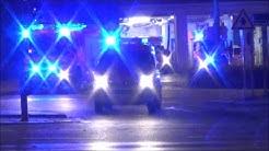 [Trauerflor] B-Dienst 20/1, LG22, WLF32 & ELW-ATF Feuerwehr Hamburg.
