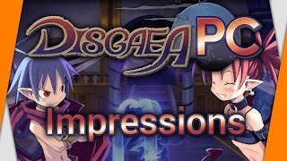 Disgaea PC - Impressions Review