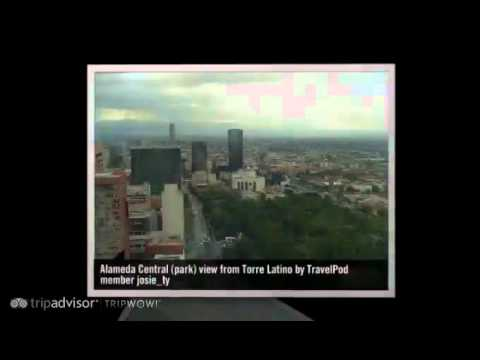 Torre Latino - Mexico City, Central Mexico and Gulf Coast, Mexico