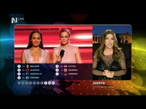 Helena Paparizou - Eurovision Song Contest 2015