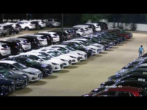 Night Hawk Monitoring auto dealership chaos 7/26/18