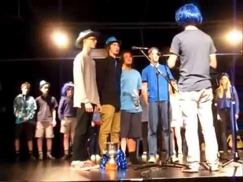 Freyberg Interhouse Choir Competition 2015