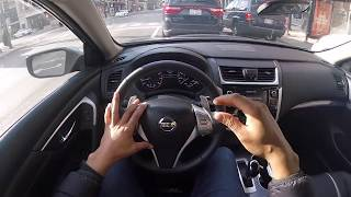 Nissan Altima Test Driving in Chiraq: Part 1