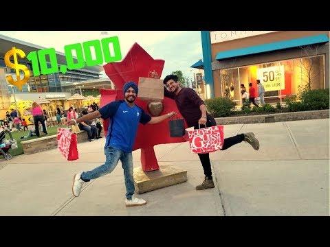 Shopping In TORONTO Canada (Toronto Shopping Mall)
