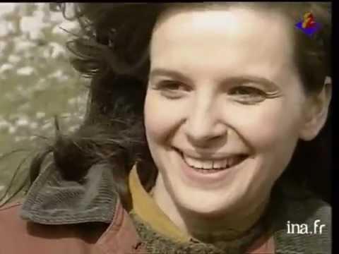 Les amants du pont neuf : Juliette Binoche 13/10/1991