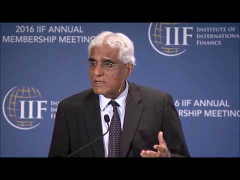 Governor of the Central Bank of Sri Lanka's Speech (Mr. Indrajit Coomaraswamy)