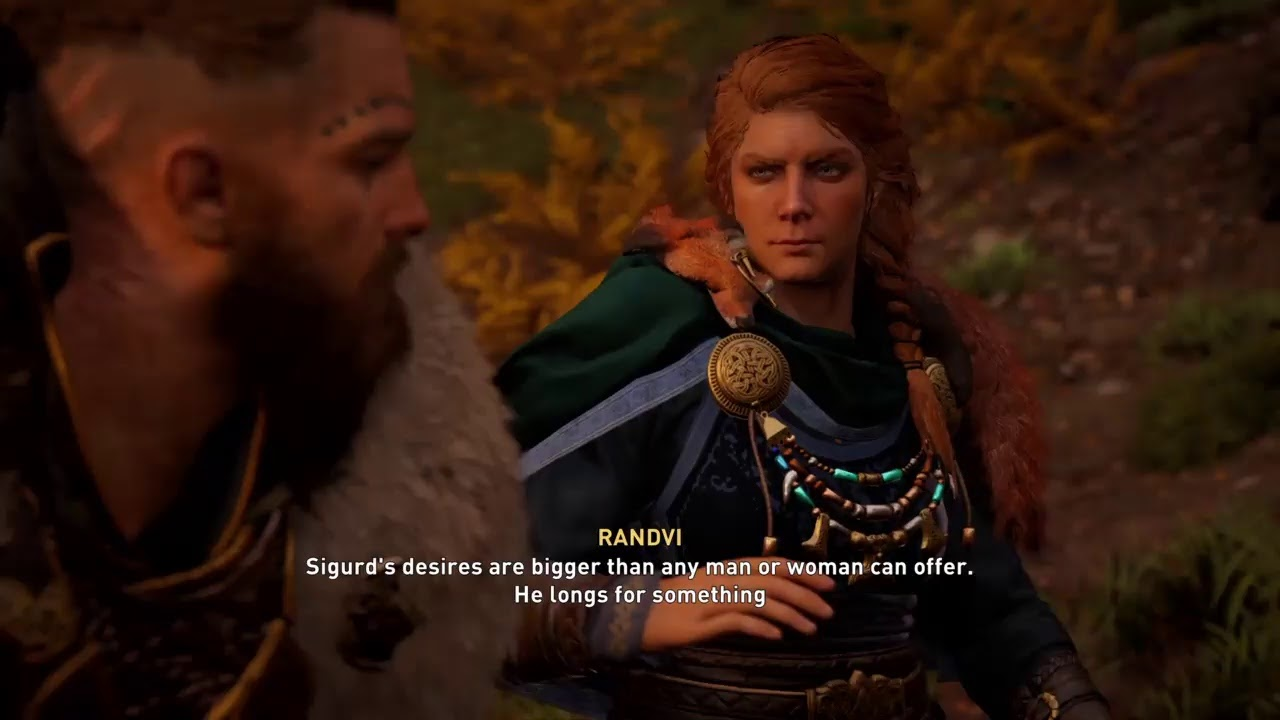 Download Assassin's Creed Valhalla Gunnar's Marriage