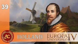 Netherlands #26 - Europa Universalis IV The Cossacks Gameplay ITA