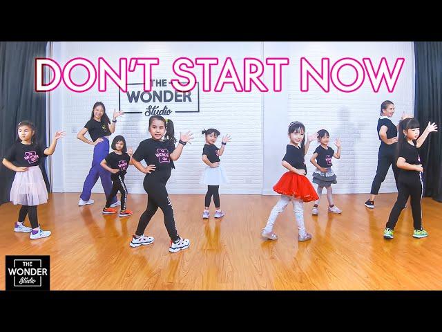 Dua Lipa - Don't Start Now | Dance Video by TheWonderStudio