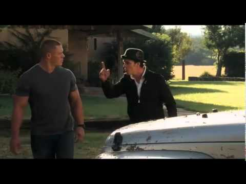 THE REUNION: Movie  John Cena, Ethan Embry, Boyd Holbrook, Amy Smart, Michael Rispoli