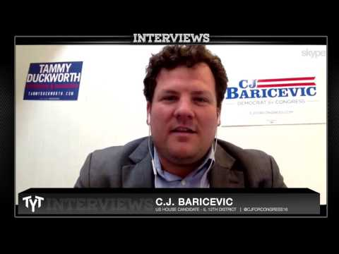 CJ Baricevic Interview With Wes Clark Jr. On The Young Turks