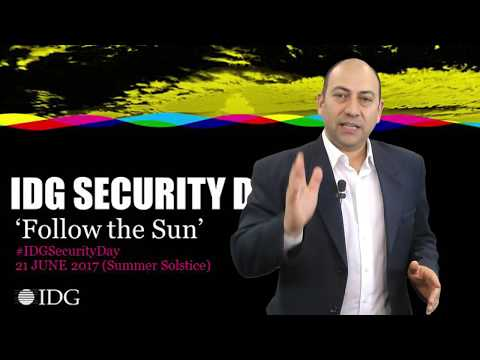 IDG Security Day 2017