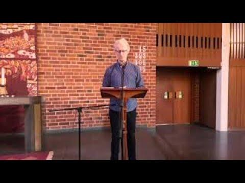 Gudstjänst 22/11 2020 Domsöndag