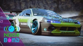 DROPPING THE NOISE BOMB! | Need for Speed: Payback (That Silvia Tho)