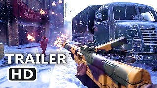 PS4 - Call of Duty WWII Liberty Strike Gameplay Trailer (2018)