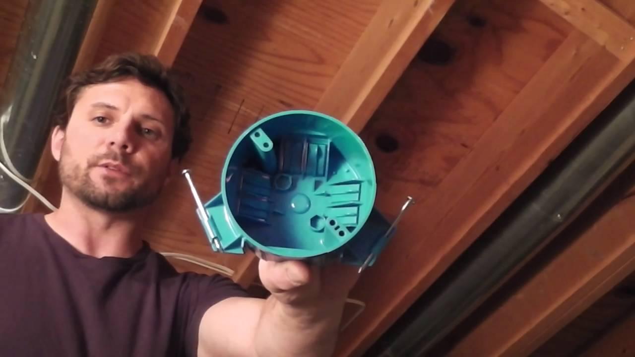 Add Light Fixture To Ceiling Fan