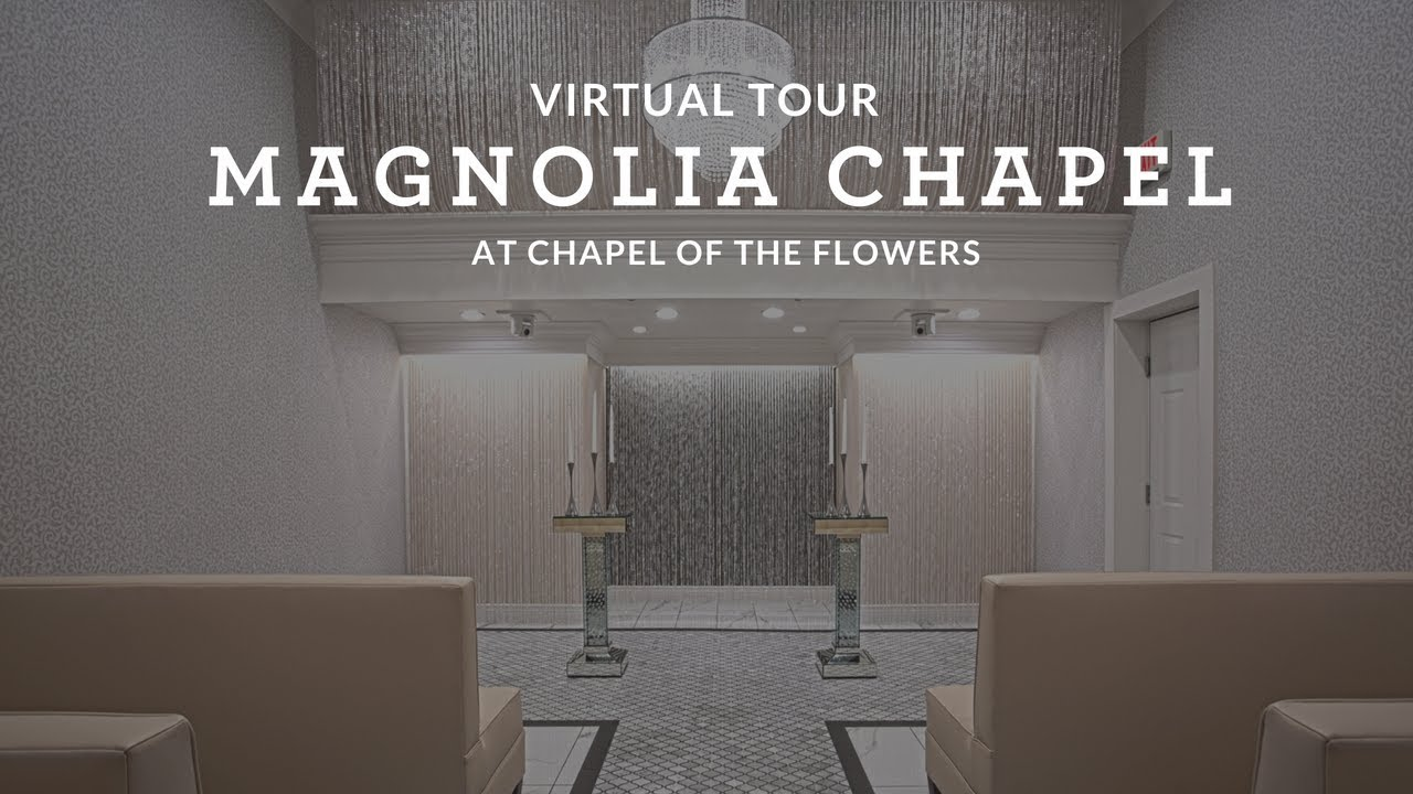 Magnolia Chapel Of The Flowers Blush Weddings In Las Vegas