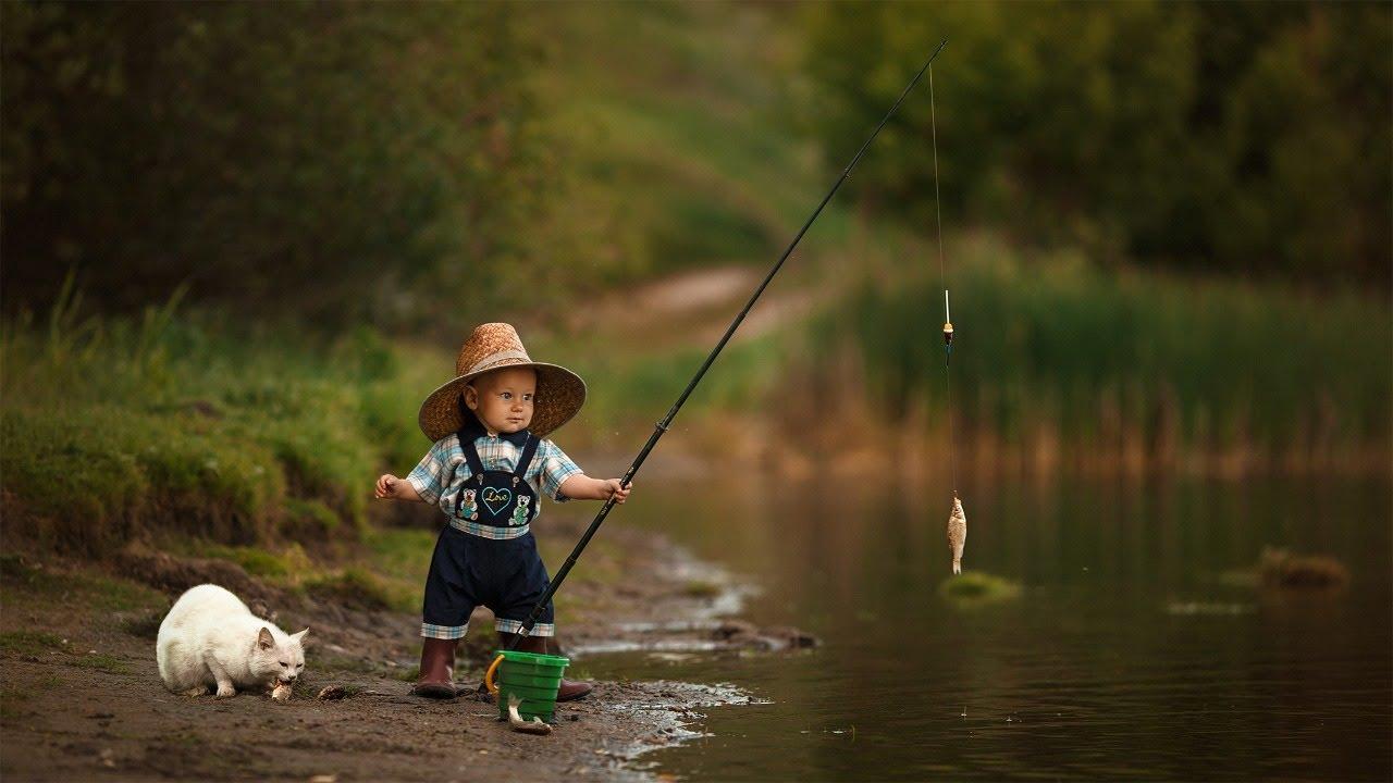 (18+) РР4 , рыбаки ловили рыбу, а поймали рака!