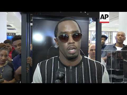 Diddy: 'Sean John Brand Is Bigger Than Me'