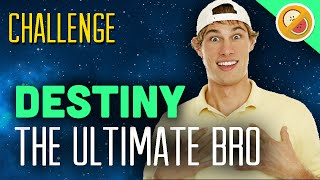 "DESTINY CHALLENGE ""The Ultimate Bro"" Crucible Restraints (Funny Gaming Moments)"