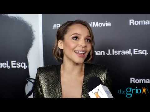 Carmen Ejogo on why she doesn't have a cy house as an actress