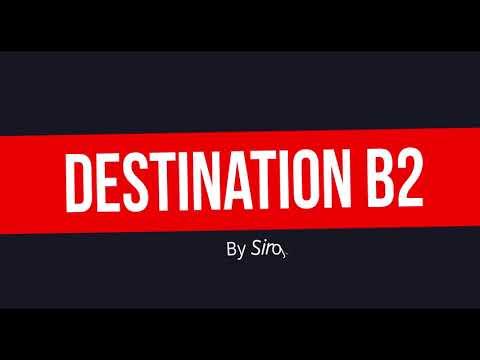 Destination B2 Unit 2