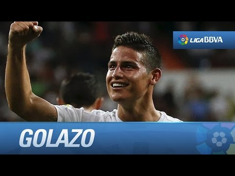 Golazo De James Rodríguez 4 0 Real Madrid Real Betis