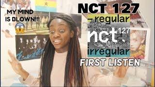 NCT 127 (엔시티 127) - REGULAR-IRREGULAR ALBUM | FIRST LISTEN/REVIEW [I'M COMPLETELY OVERWHELMED]