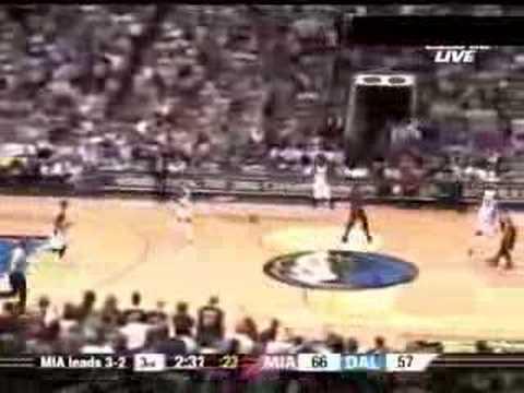Alonzo Mourning Dominates Mavs (2006 NBA Finals Game 6 - Miami Heat vs. Dallas Mavericks)