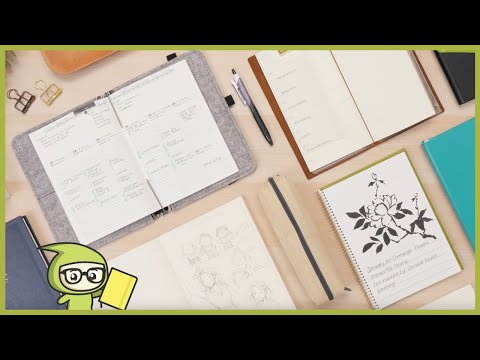 Best Journals: Our Top 7 Notebooks for Bullet Journaling, Art, Fountain Pens, and More