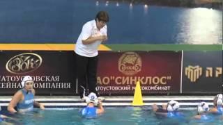 «Уралочка» завершила стартовый тур по водному поло