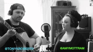 Bruno Mars - Treasure - Tony Roberts & Amy Mottram Acoustic Cover