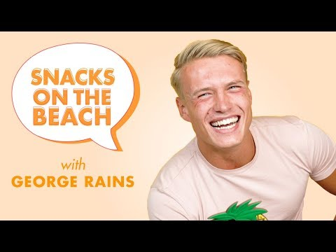 Love Island&39;s George Rains talks about snacks for four minutes  Cosmopolitan UK
