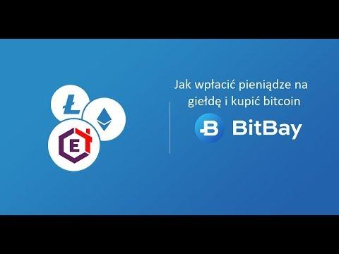 Estate Project #5 - Wpłata na Bitbay / Bitbay deposit / Депозитный платеж