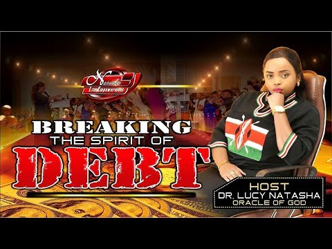 Dominion Over Your Finances and Debt CANCELLATION - Rev Lucy natasha