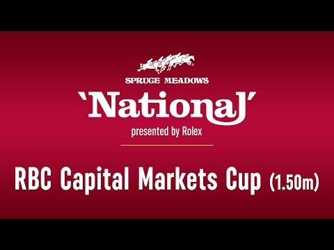 2017 Spruce Meadows 'National' presented by Rolex - RBC Capital Markets Cup