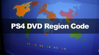 vuclip PS4 - Playing DVDs from other regions
