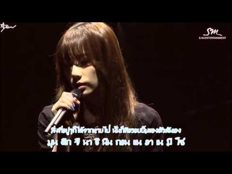 [Karaoke/Subthai]Taeyeon - Set me free