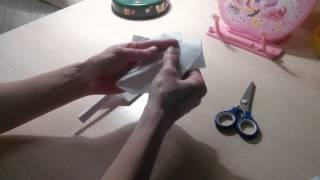 Оригами говорящая лягушка !🐸(Я покажу как сделать говорящую лягушку из бумаги., 2015-11-14T18:02:15.000Z)