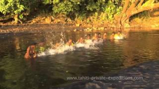 Water Dance In Vanuatu