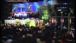 JULIO IGLESIAS SIEMPRE EN DOMINGO DVD 1995 1HORA MUSICAL