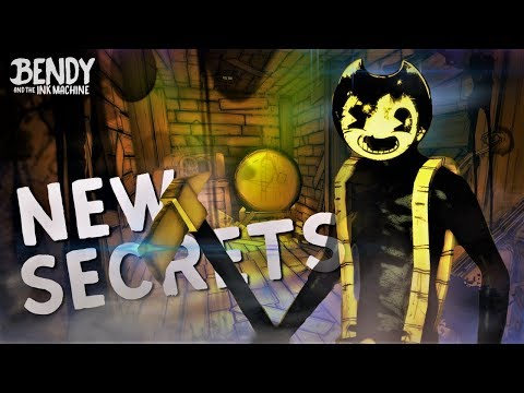 Sammy Lawrence RETURNS! (New Secret Bendy & the Ink Machine Chapter 3)