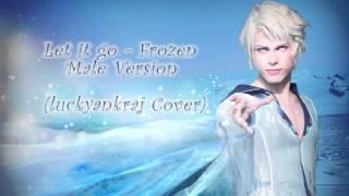 Frozen Let it go MALE VERSION - luckyankraj